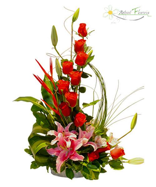 Arreglos Florales – Artnat Floreria – Floreria en Los Olivos ...