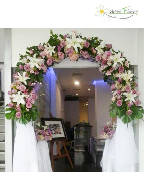 decoración de bodas 02 – artnat floreria – floreria en los olivos